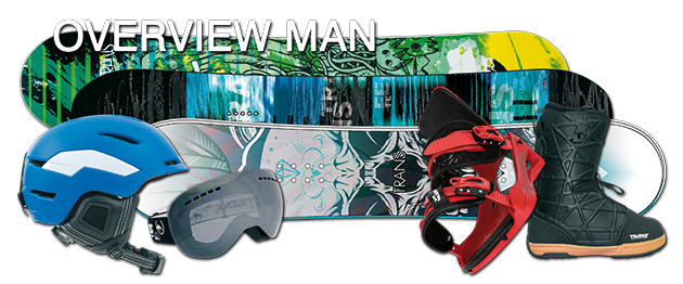 Overview Trans Snowboards Man/Boy